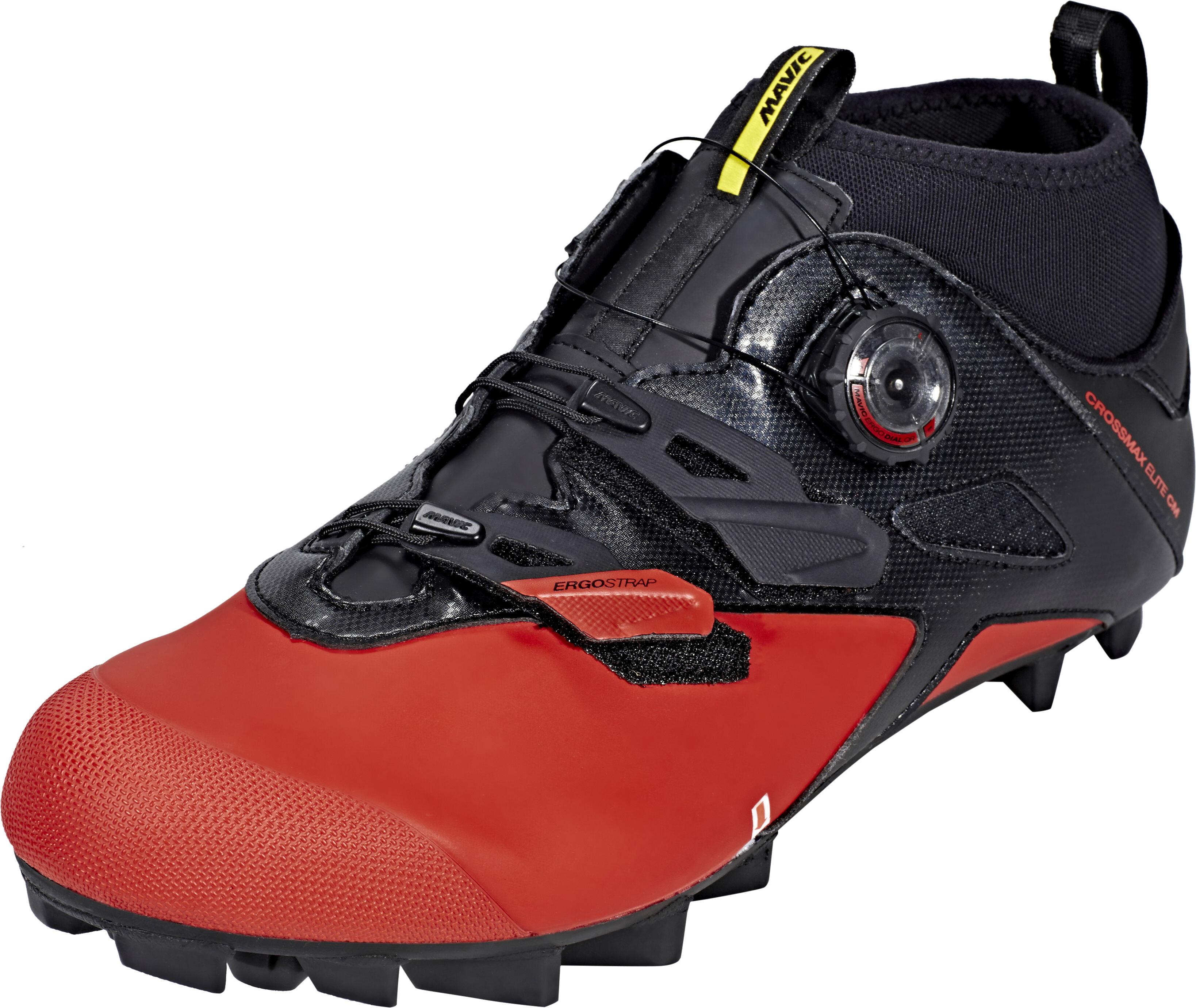 825b6fcce23b Mavic Crossmax Elite CM skor röd svart - till fenomenalt pris på ...